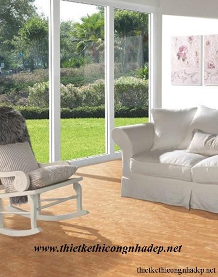 Cách chọn gạch ốp lát phù hợp với phòng khách nhà bạn