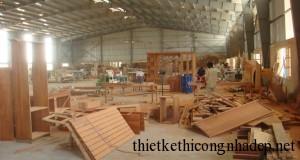 Công ty thi công đồ gỗ nội thất giá rẻ