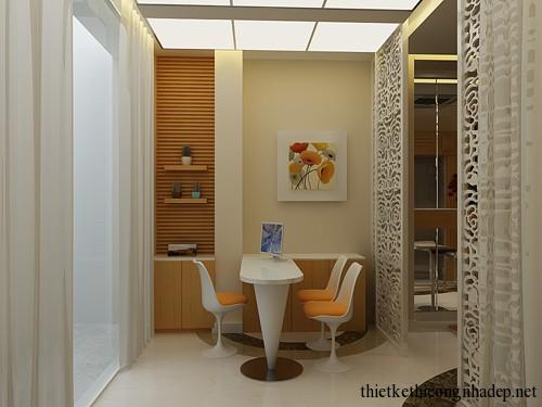 phòng tư vấn khách hàng