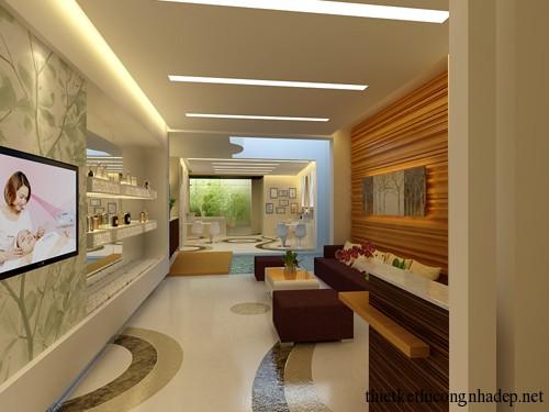 phòng khách dành cho khách hàng