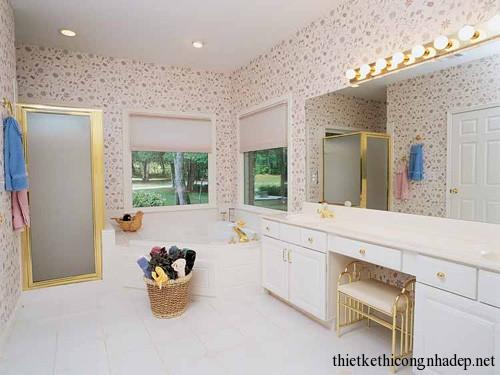 mẫu phòng tắm số 12