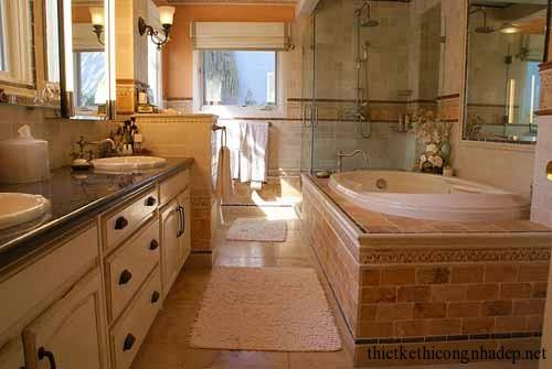 mẫu phòng tắm số 6