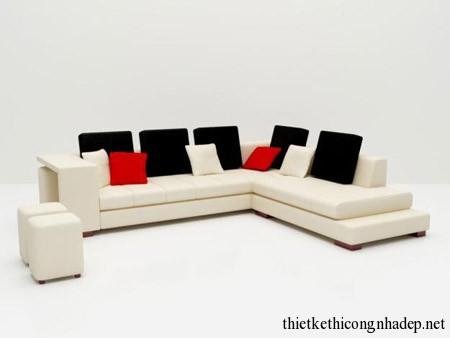Mẫu bàn ghế sofa đẹp giá rẻ 7