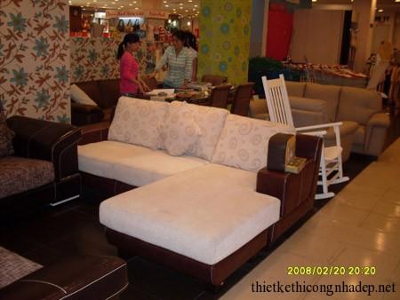 Mẫu bàn ghế sofa đẹp giá rẻ 8