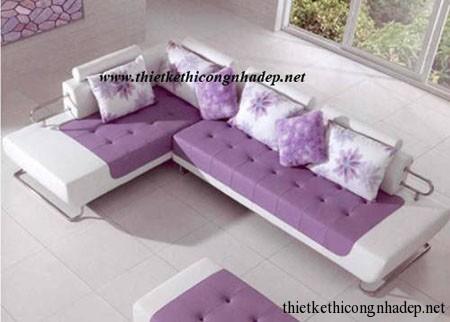 mẫu ghế sofa góc 6