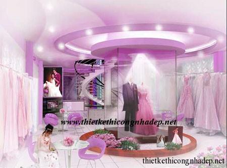 showroom váy cưới 3