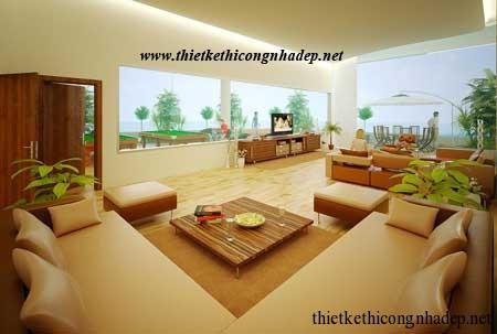 Thiết kế thi công nội thất nhà đẹp
