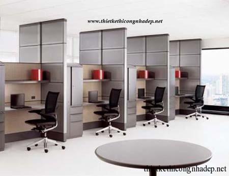 mẫu văn phòng số 11