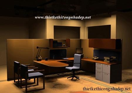 mẫu văn phòng số 3