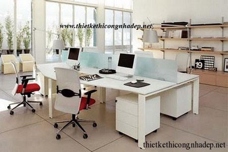 mẫu văn phòng số 4