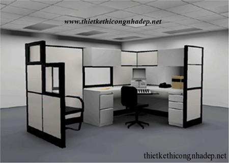 mẫu văn phòng số 6