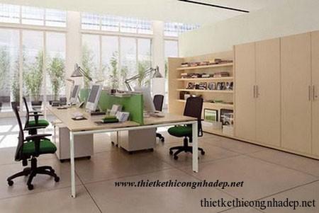mẫu văn phòng số 7