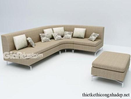 Sofa phòng khách cao cấp