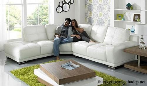 Chức năng sử dụng của sofa trong phòng khách