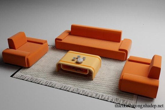 Các mẫu sofa gia đình đẹp giá rẻ