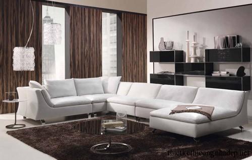 mẫu ghế sofa phòng khách số 3