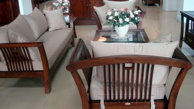 mẫu bàn ghế sofa gỗ số 2