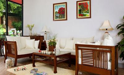 mẫu bàn ghế sofa gỗ số 5