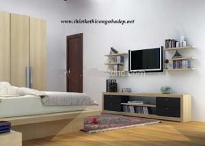 Trọn bộ mẫu nội thất phòng ngủ đẹp hiện đại giá rẻ