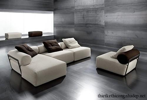 mẫu ghế sofa phòng khách số 4
