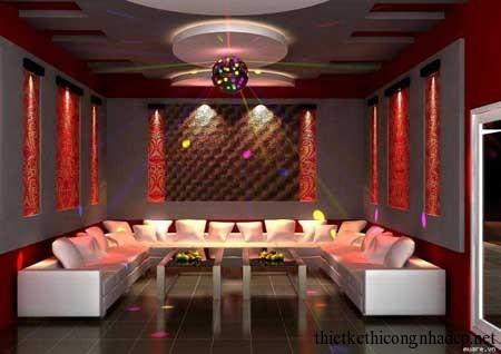 mẫu sofa phòng hát karaoke số 1