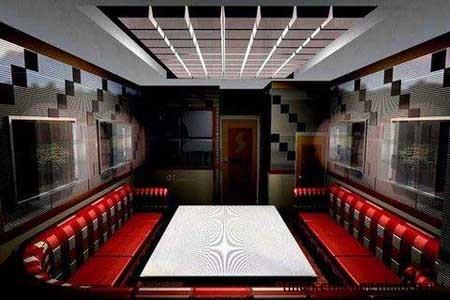 mẫu sofa phòng hát karaoke số 10