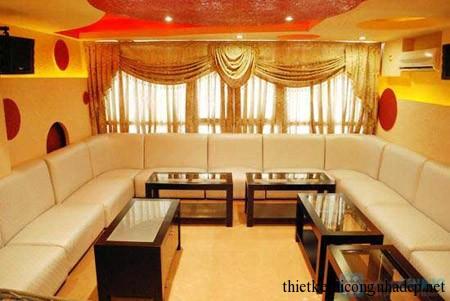 mẫu sofa phòng hát karaoke số 4