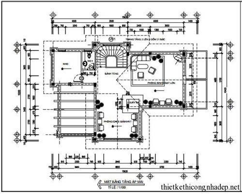 Biệt thự nhà vườn BT4 bán đảo linh đàm cao cấp