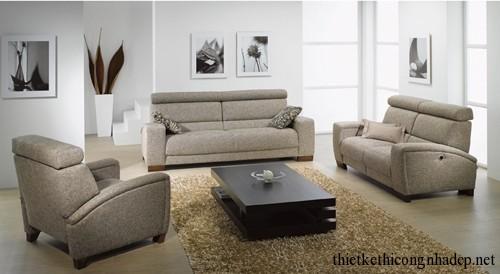mẫu ghế sofa phòng khách gia đình số 12