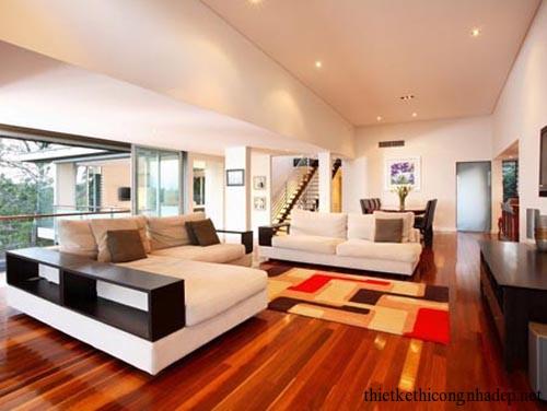 mẫu ghế sofa phòng khách gia đình số 7
