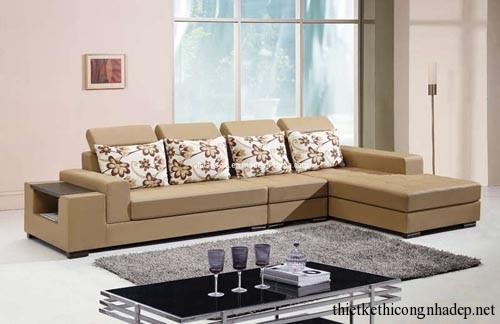 Sofa bookshelf (sofa kết hợp giá sách) số 2