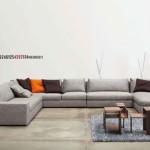 ghế sofa phòng khách đẹp hiện đại