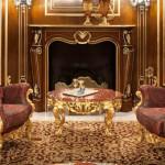 Sofa gỗ cổ điển 1