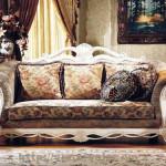 Sofa gỗ cổ điển 3