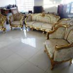 Sofa gỗ cổ điển 4