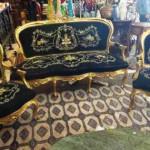 Sofa gỗ cổ điển 7
