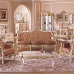 Sofa gỗ cổ điển 9