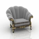 Ghế sofa đơn cổ điển 13