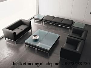 Mẫu bàn ghế sofa văn phòng đẹp hiện đại giá rẻ