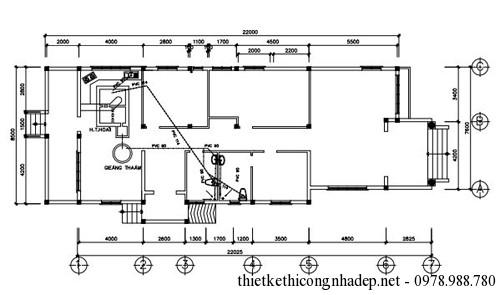 Hệ thống cấp thoát nước của căn nhà