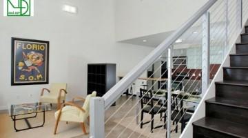 Các mẫu thiết kế cầu thang đẹp hiện đại cho nhà phố