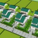 4 mẫu thiết kế kiến trúc nhà cấp 4 nông thôn đẹp