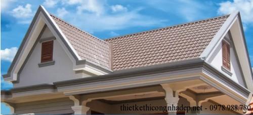 Mẫu nhà mái tôn đẹp và lưu ý khi sử dụng nhà lợp mái tôn