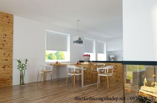 nội thất phòng bếp + ăn