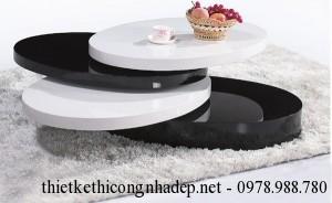Các mẫu bàn gỗ, bàn trà sofa đẹp phần 1
