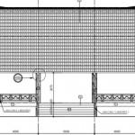 Bản vẽ thiết kế nhà sàn nhà gỗ nhà hàng quán bia
