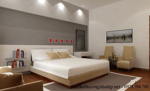Sofa phòng ngủ master