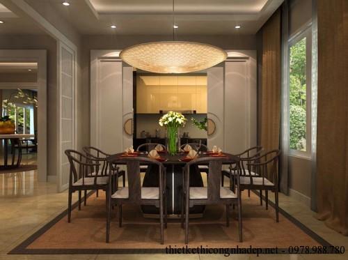 Bàn ghế ăn phòng bếp