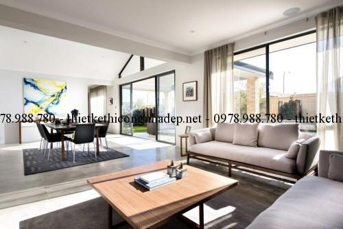 Ghế sofa biệt thự 14x20m