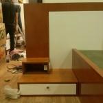 Cần thanh lí giường ngủ + tab đầu giường TL1